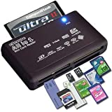 eSecure All-in-1 USB Card Reader for all Digital Memory Cards