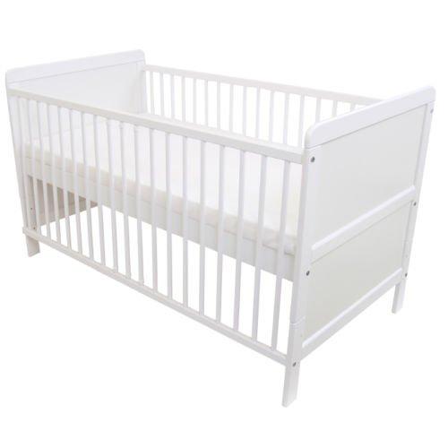 Meloo-Babybett-Kinderbett-Gitterbett-Juniorbett-2-in-1-umbaubar-140x70-Massivholz-Wei