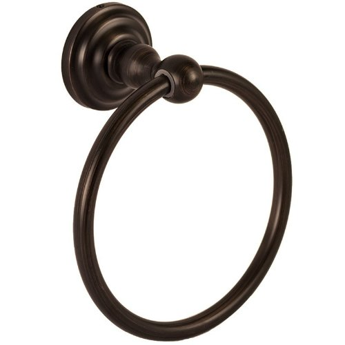 Classic Bathroom Towel Ring Bath Accessory, Oil Rubbed Bronze at Sears.com