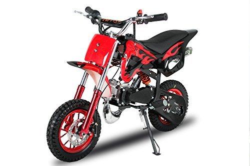 Step-Up - Mini-moto da cross, 49ccm