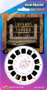 ViewMaster 3 Reel Set – Caverns of So…