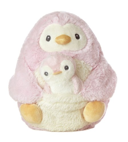 Pink Stuffed Animal front-1070104