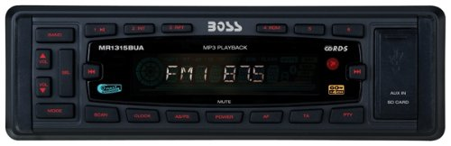Boss Audio MR1315BUA Marine MP3 Compatible Digital Media Receiver