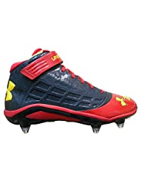 Under Armour Men's Team Fierce D Football Cleat
