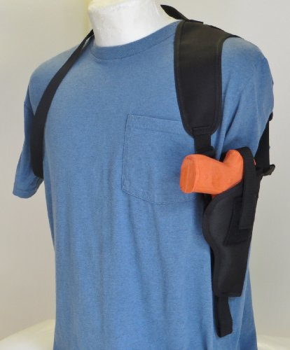 Vertical Shoulder Holster for S W SD9VE SD40VE Right Hand