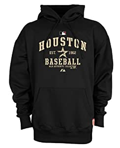 "Houston Astros Authentic Collection Classic Therma Baseâ""¢ Performance Player Hoodie"