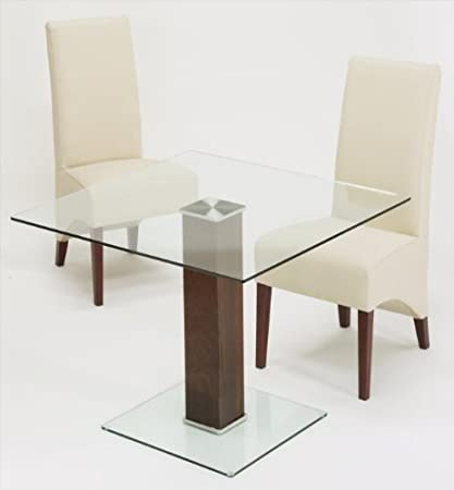 Semplice Elbow Table 1100 x 1100 clear