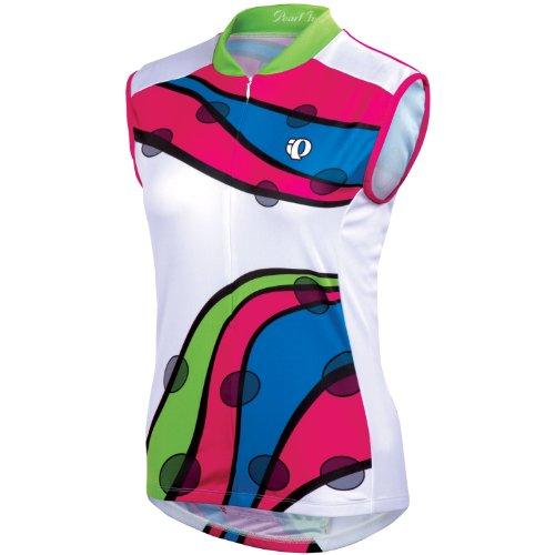 Buy Low Price Pearl Izumi Women's Cycling Jersey (PEVU0790-P)