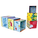 Dr. Seuss One Fish Stacking Blocks ~ Dr. Seuss