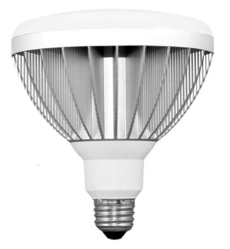 Kobi Electric Led 14-Watt (85 Watt) R40 Br40 Cool White Light Bulb, Dimmable