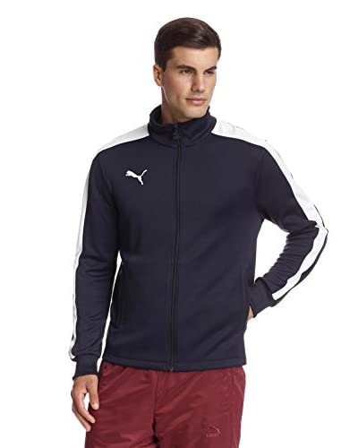 PUMA Men's Soccer Icon Walk Out Jacket