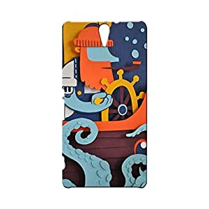 G-STAR Designer Printed Back case cover for Sony Xperia C5 - G5766