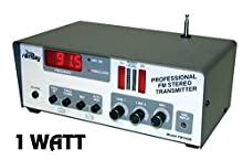 Super Pro FM Stereo Radio Station 1 WATT Kit