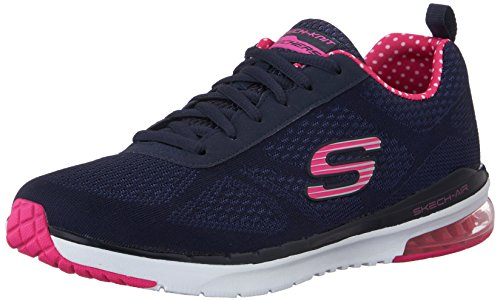 Skechers (SKEES) - Skech-Air Infinity, Scarpa Tecnica da donna, blu (nvpk), 40