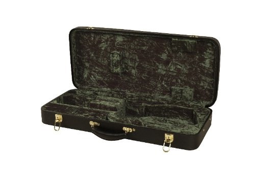 Guardian Cg-046-Mf Deluxe Oblong Mandolin Case