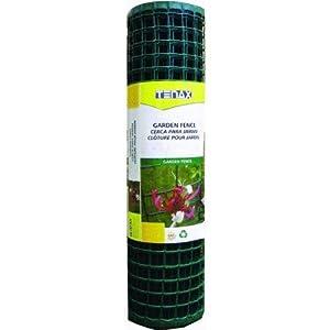 Tenax Garden Fence 2 ' H X 25 ' L Green
