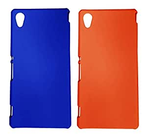 2 Pieces Winsome Deal Exclusive Hard Back Cover Case For Sony Xperia M4
