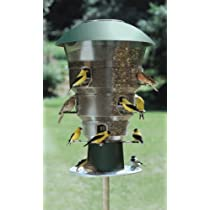 Wild Bills 12 Station Squirrel Proof Bird Feeder