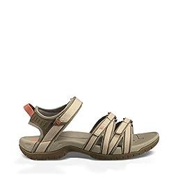 Teva Women\'s Tirra Sandal,Simply Taupe,10 M US