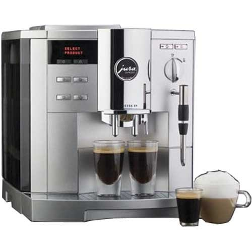Jura-Capresso 13215 Impressa S9 Avantgarde Automatic Coffee Center back-539664