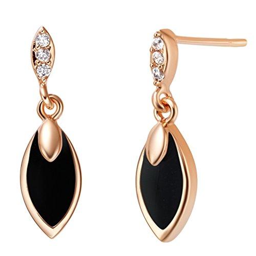knsam-donne-placcato-oro-rosa-orecchini-trafitto-marchesa-nero-olio-cristallo-novita-orecchini