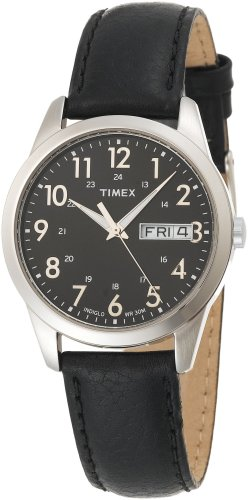 Timex Men&#8217;s T2N107 Casual Dress Strap Watch