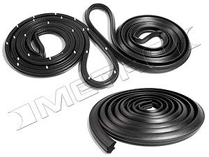 Metro Moulded RKB 2002-102 SUPERsoft Body Seal Kit