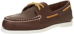 Sperry Top-Sider A/O Boat Shoe,Brown,13 M US Little Kid