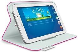 Logitech Folio for 7-Inch Samsung Galaxy Tab 3 - Fantasy Pink