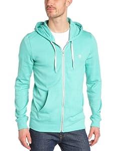 Element Cornell zh - Sudadera con capucha para hombre, talla Large, color aqua
