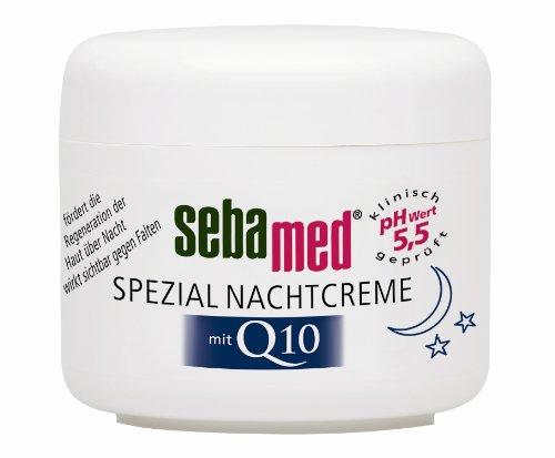 Spezial Nachtcreme mit Q10 75ml, 1er Pack (1 x 75 ml)
