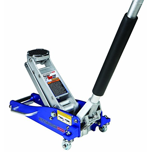 Purchase 1.5 Ton Compact Aluminum Racing Jack with Rapid Pump