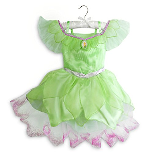 Disney Tinker Bell Costume for Girls - Size 4