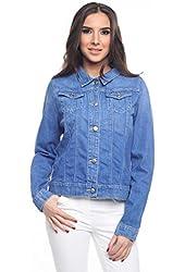 Tommy Hilfiger Women's Denim Jacket Vienna