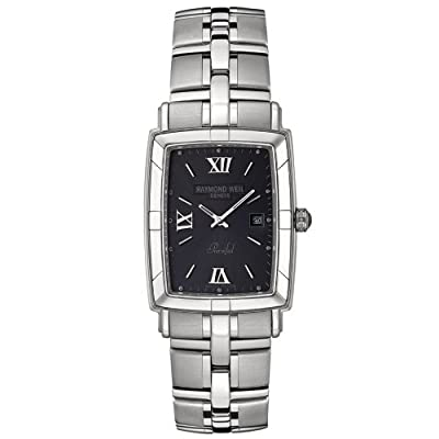 Raymond Weil 9341-ST-00607 Men's Parsifal Stainless Steel Watch from Raymond Weil