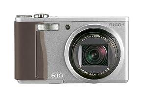 RICOH デジタルカメラ R10 シルバー R10SL