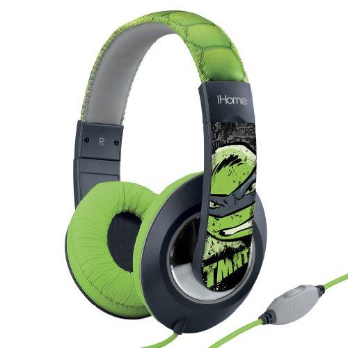 Kiddesigns Ninja Turtles Headphones Tm-M40
