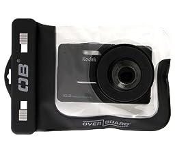 OverBoard Waterproof Zoom Lens Camera Case, Black