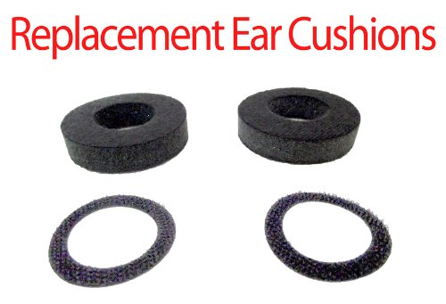 Aftermarket Replacement Earpads For Bang & Olufsen Form 2 Headphones
