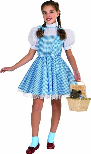 Wizard Of Oz Deluxe Dorothy Costume, Medium (75Th Anniversary Edition) front-514337