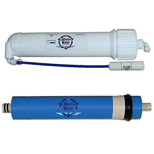 Aqua-Pure AP5500RM Compatible Reverse Osmosis Membrane Module with Housing and Accessory Fittings by KleenWater (Aqua Pure Water Filter Ap5527 compare prices)