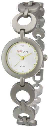 Pure Grey Titanium Ladies Watch Nr. 7240 W