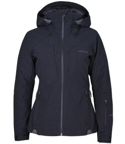 Patagonia Damen Skijacke Wintersportjacke GORE-TEX® WS Primo Down Jacket schwarz