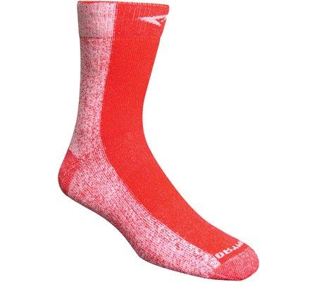 Drymax Drymax Socks Cold Weather Running Crew Sock Socks,Red,XL US