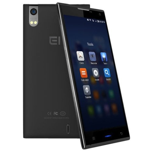 Original Elephone P10c Android 4.4 Os Ultra-thin 5.8mm Mtk6582 Quad Core 1.3ghz 5.0inch IPS 1g RAM 8gb ROM Smartphone
