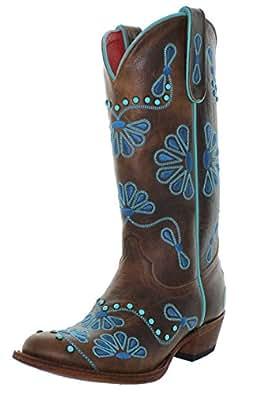 macie bean s western boots m5200 moka