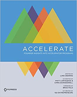 Accelerate: Founder Insights Into Accelerator Programs