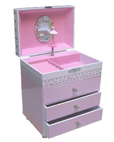 Mk And Company Jewelry Music Boxes (kara And Rose) Picture