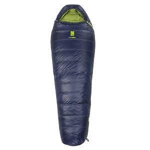 Sierra Designs Zissou 0-Degree 600 Fill DriDown Left Hand Sleeping Bag (Fits up to 6-Feet/Regular)