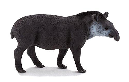 Mojo Fun 387178 Brazilian Tapir - Realistic International Wildlife Toy Replica - New for 2013!